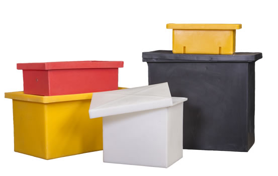 Sinvac Products – Bins & TraysSP 009